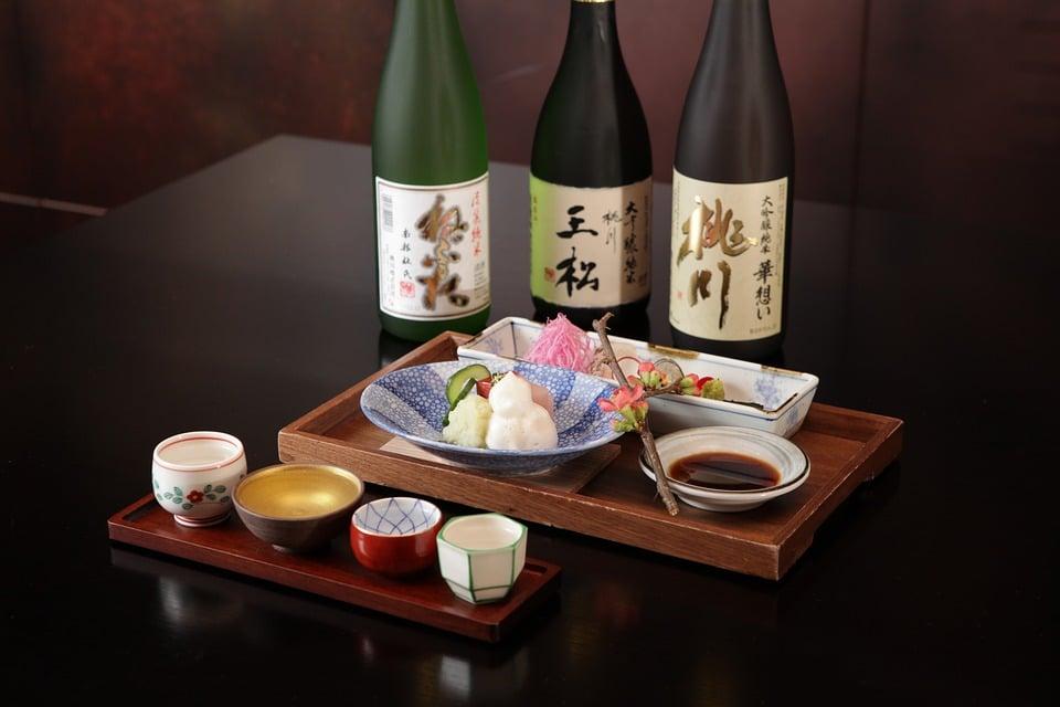 Les différents types de Sushi