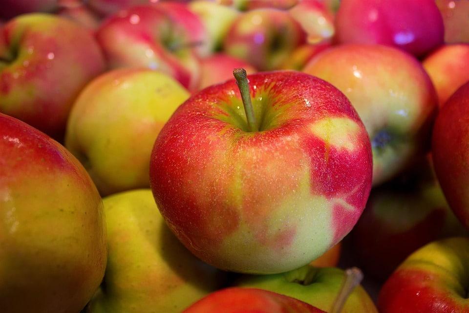 Les bienfaits des pommes sur la santé