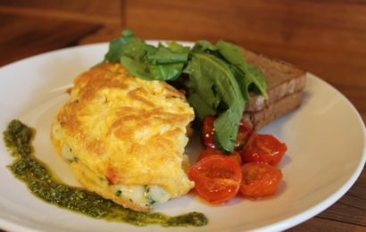 Omelette au pomme de terre : voici quelques idées de recettes