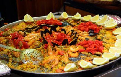 Recettes  Paella au Cookeo