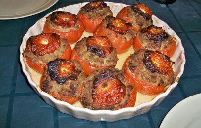 Idées de recettes de tomate farcie au Cookeo
